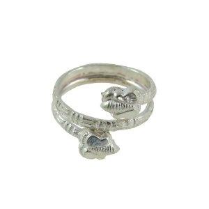 Foot Jewelry Sterling Silver Toe Ring Handcrafted in India (Jewelry)  http://balanceddiet.me.uk/lushstuff.php?p=B005I3W5FM  B005I3W5FM