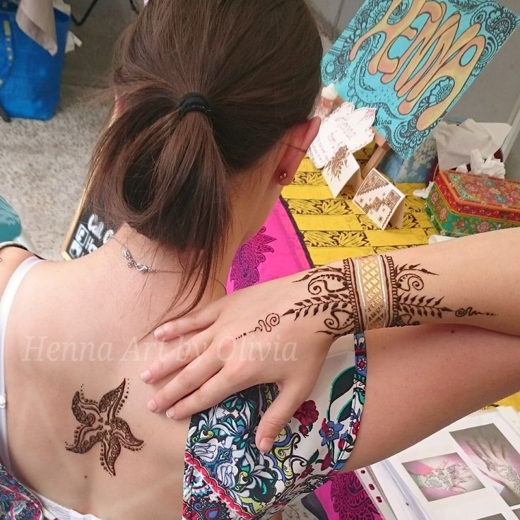 Henna (also called mehndi or الحناء in Arabic) by self-taught artist Olivia in Melbourne. Here in combination with the popular flash tattoos.  www.facebook.com/HennaArtbyOlivia www.instagram.com/henna_art_by_olivia/
