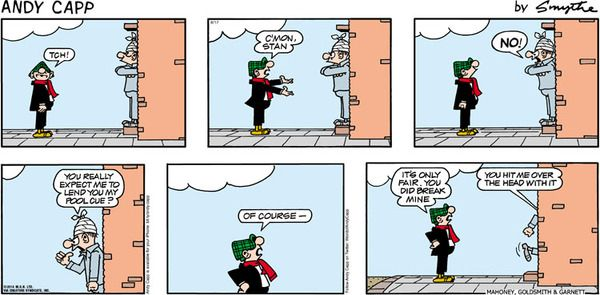 Andy Capp Cartoon for Aug/17/2014