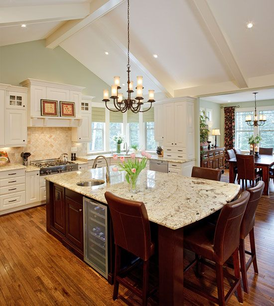 17 Best Ideas About Kitchen Island Table On Pinterest: 17 Best Ideas About Custom Kitchen Islands On Pinterest