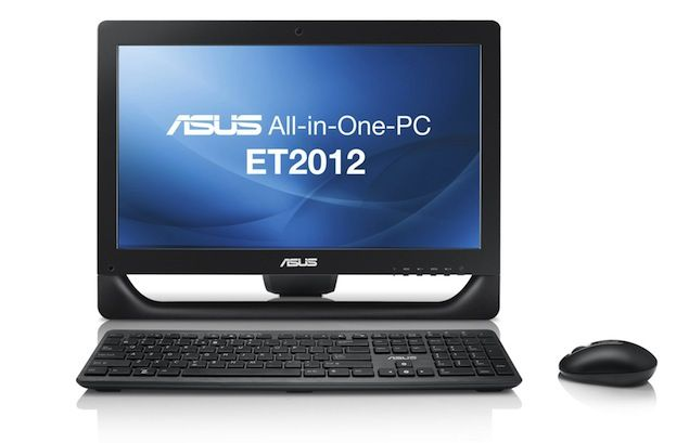 Asus has launched it's four all-in-one PC in the market