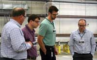 On June 13th, six Eastman Chemical employees were invited to Strongwell to further expand Eastman's knowledge and understanding of composites and to explore new potential opportunities for plastics within the pultrusion industry.