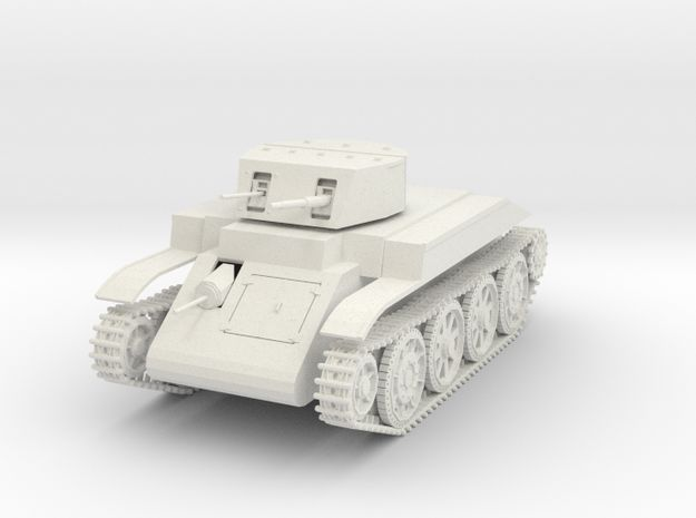 "US T4E1 ""Combat car"" 1:48th WIP"