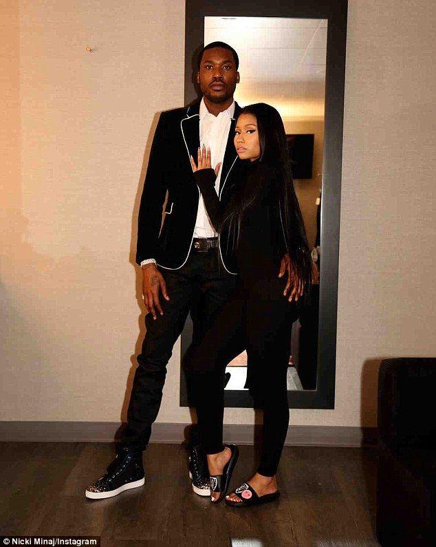 Nicki Minaj et son copain Meek Mill