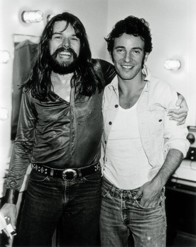 Bob Seger and Bruce Springsteen, 1978