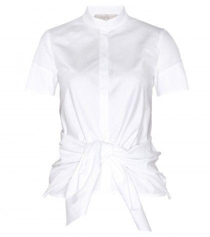 Cotton shirt, Vanessa Bruno, 2.000 kr.