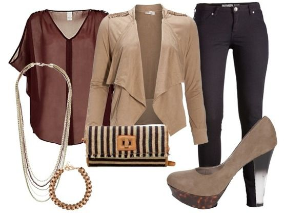 Casual chic - Avond Outfits - stylefruits.nl