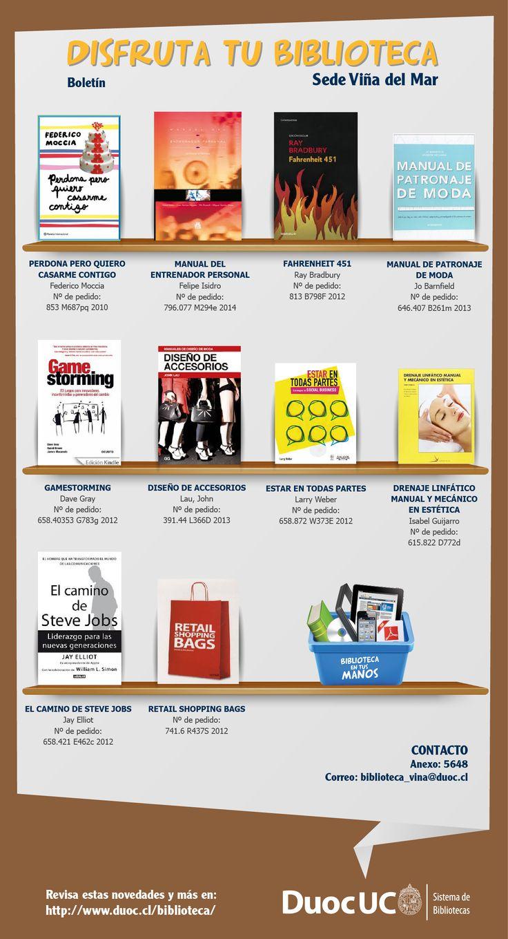 Libros destacados