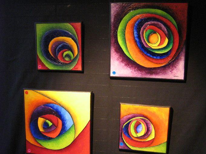 [Ecole élémentaire des 4 coins Bures sur Yvette] L'exposition Heureux Haz'Art                                                                                                                                                     Plus
