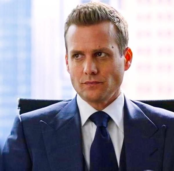 Gabriel Macht Suits Harvey Specter Tom Ford Suit Blue Menswear Homens De Terno Terno Homens