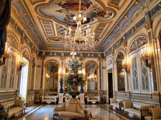 Marqués de Dos Aguas Palace, Valencia, Spain