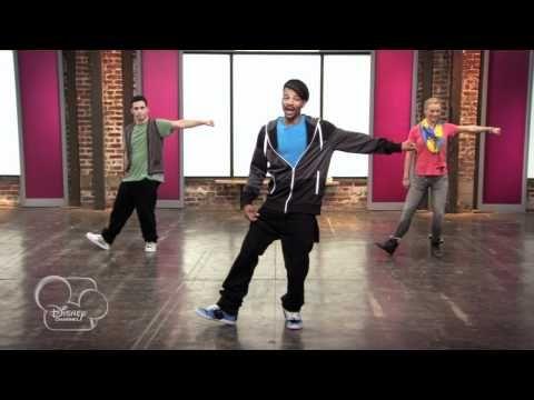 The Ce Rock - Shake it Up Dance Class!