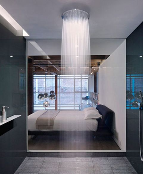The bathroom is often the room where people managed to get much needed R&R…