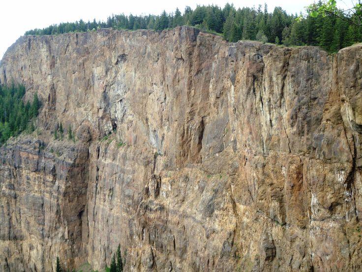 Enderby Cliffs, Enderby, BC