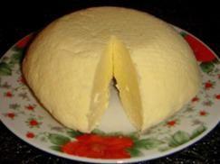 Домашний твердый сыр.