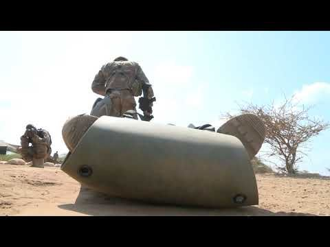 Defense Flash News : Soldiers from Task Force Bayonet prepare for the Expert Infantryman Badge DJIBOUTI 01.26.2018 Video by Tech. Sgt. Michael McGhee Combined Joint Task Force – Horn of Africa Task Force Bayonet has nearly 200 U.S. Army Soldiers from 3rd Battalion 144th Infantry Regiment...