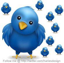 Tips Meningkatkan Follower Twitter - Terbukti
