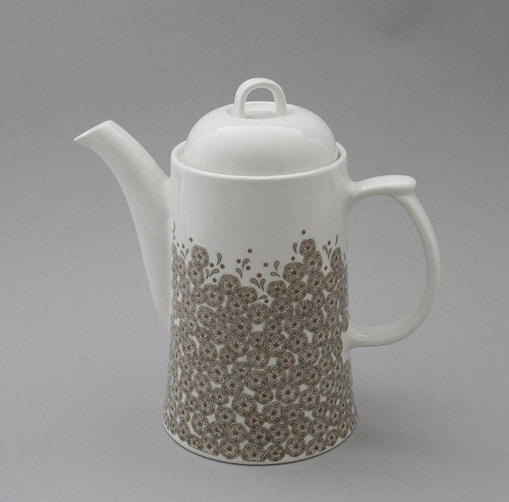Arabia, kahvikannu, Veronica, Inkeri Leivo