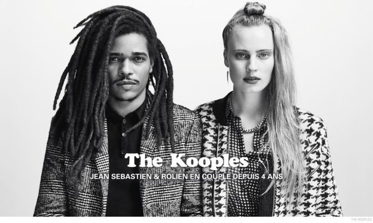 The Kooples Fall/Winter 2014 Ad Campaign