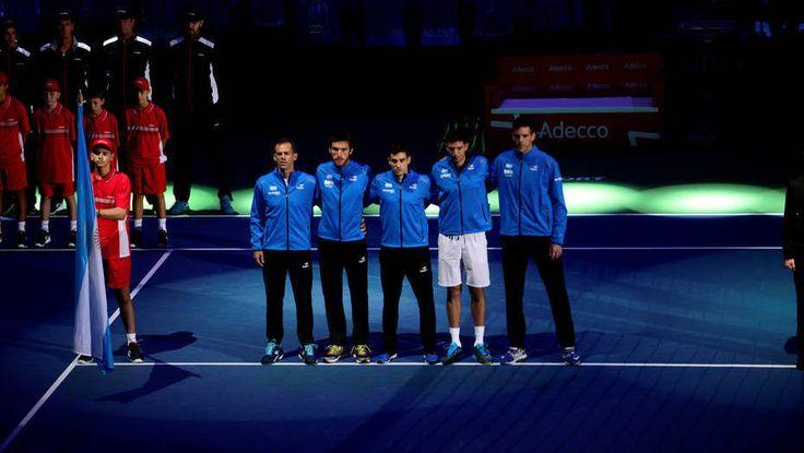 Copa Davis y mucho fútbol: horarios y T del fin de sVemana