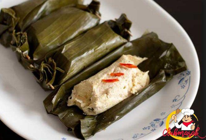 Resep Pepes Tahu, Menu Vegetarian Sehari-Hari, Club Masak