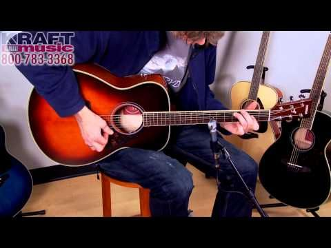 Kraft Music - Yamaha FS720S Acoustic Guitar Demo with Jake Blake - Tronnixx in Stock - http://www.amazon.com/dp/B015MQEF2K - http://audio.tronnixx.com/uncategorized/kraft-music-yamaha-fs720s-acoustic-guitar-demo-with-jake-blake/