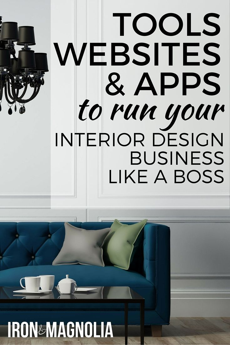 The Top Online Resources Tools Website And Apps To Run Your Interior Design Business