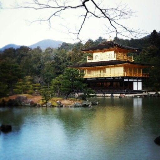 Kinkakuji temple, Kyoto © copyright Barbara Mazzei