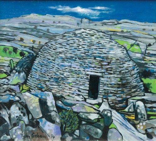 Rigby Graham - Innishmoor, Aran Islands