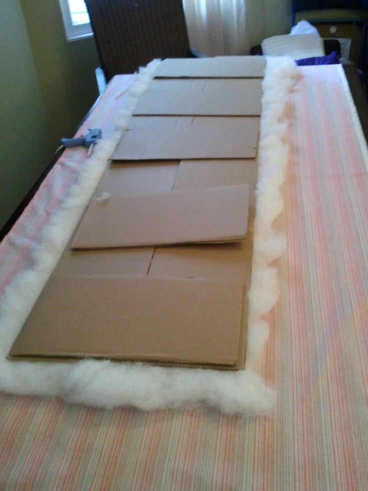 Mg 39 s simple style homemade headboard projects to try for Simple headboards