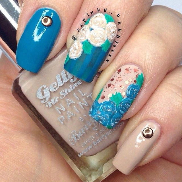 Instagram photo by xxpinky_bubblesxx #nail #nails #nailart