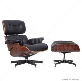 Eames Chair Replica   Buy Eames Lounge Chair Replica U0026 Eames Reproduction    Milan Direct