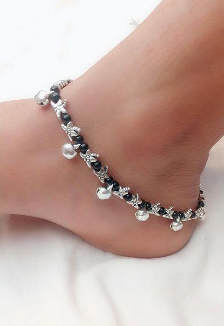 Neetus Jewellery: Anklet RI0006R600