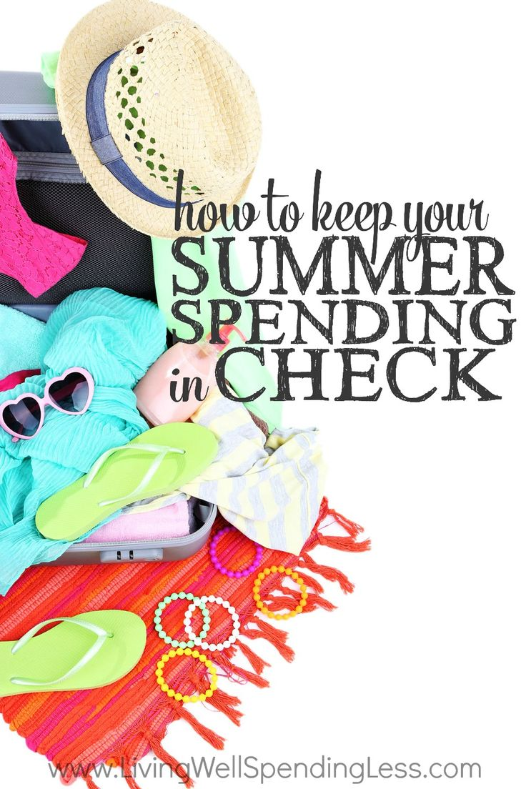 shipping Keep How Your Budget Free  shoes and free wholesale Summer to Sun Spending   Debt Check in