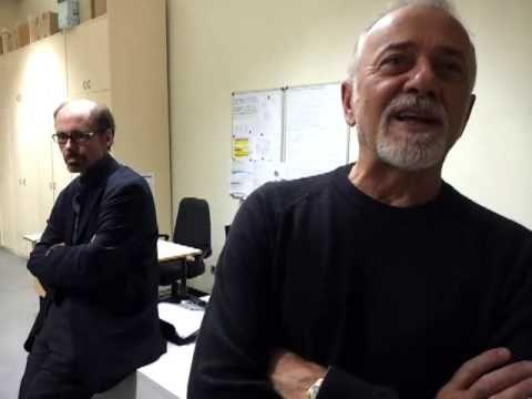 Quattro domande a Faletti su Jeffery Deaver - Giorgio Faletti on his friend Jeffery Deaver
