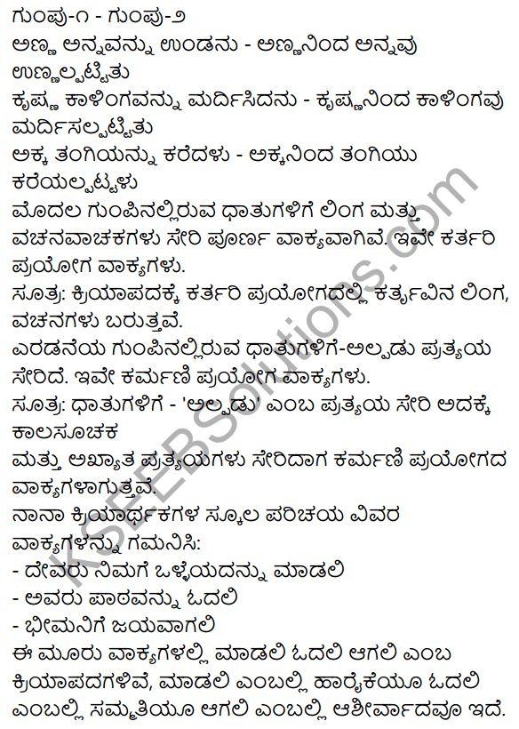 Siri Kannada Text Book Class 9 Grammar Vyakarana Bhaga 31 In 2021 Textbook Grammar Text