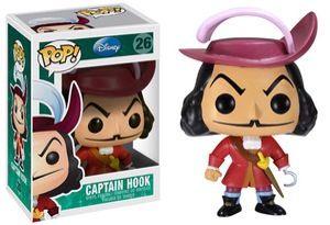 Captain Hook Funko POP! Figure