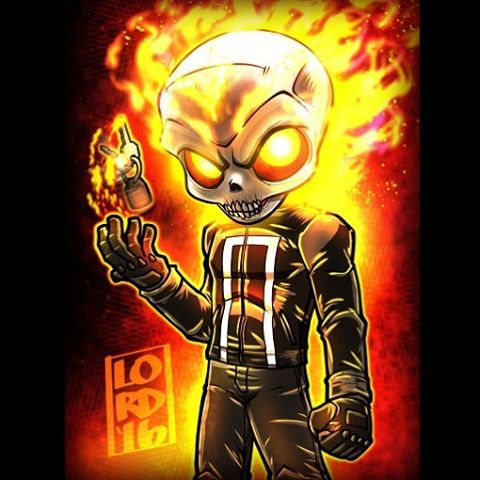 Huge props to @agentsofshield @iamgabrielluna and the vfx team for giving us a better #GhostRider in a 42 min episode than 2 feature length live action films!!! I'm excited to see what's in store for the rest of the season!! #agentsofshield...