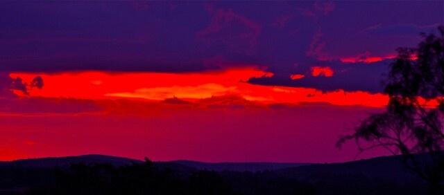 Sunset, Zebula, Bela Bela, South Africa