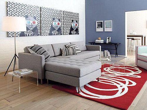 modern gray sleeper sofa for small space modern sleeper sofa bed - Modern Sleeper Sofa