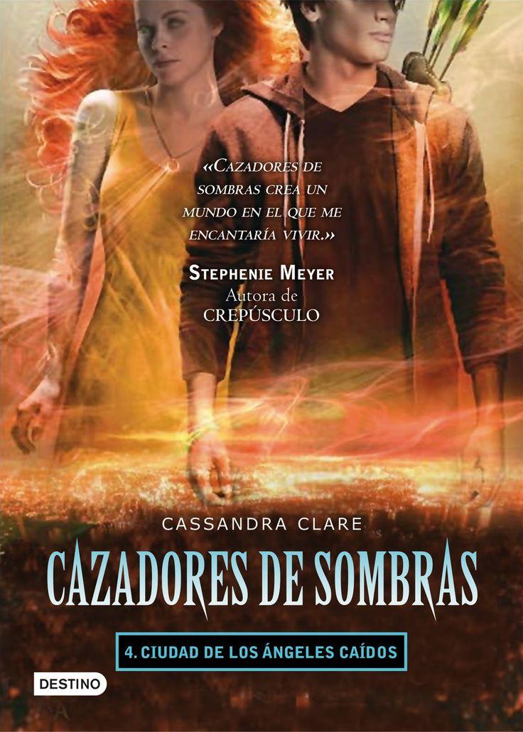 Cazadores de Sombras - Ciudad de los ángeles caídos - http://todoepub.es/book/cazadores-de-sombras-ciudad-de-los-angeles-caidos/