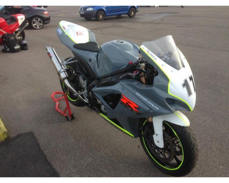 GSXR 1000 K8 Trackbike (Stock)