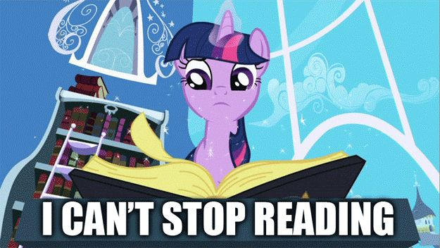 "Because you're smarter than the average pony. | 22 Signs You Are A ""My Little Pony"" Character"