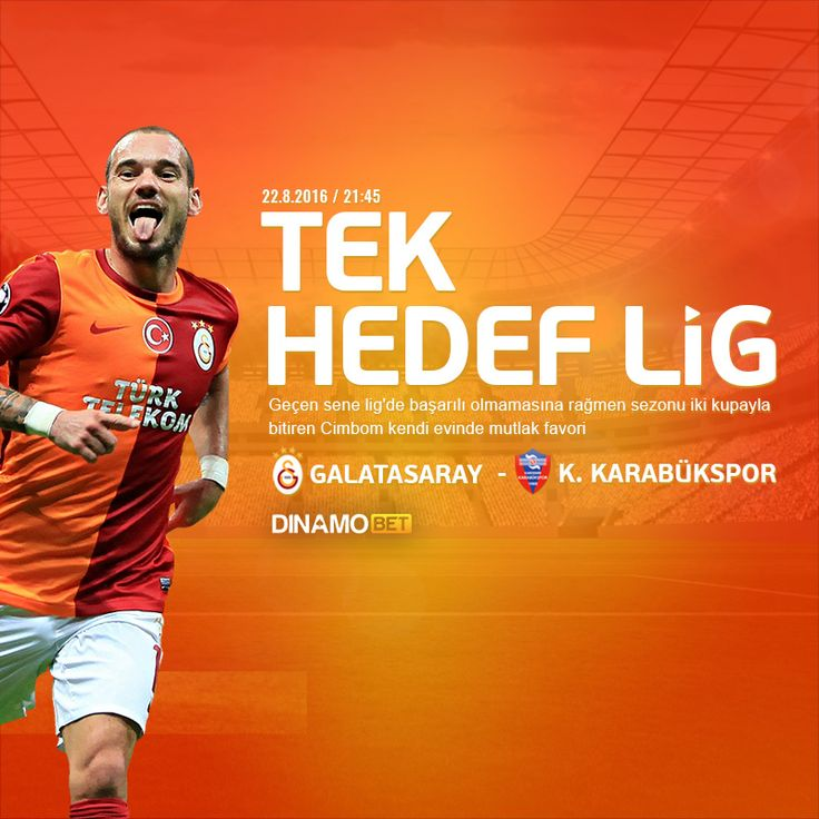 Lige kupa ile başlayan Galatasaray, Arena'da yeni ekip Karabük'ü konuk ediyor. En YÜKSEK ORANLAR DİNAMOBET'TE... https://www.dinamobet4.com/tr/sports#/