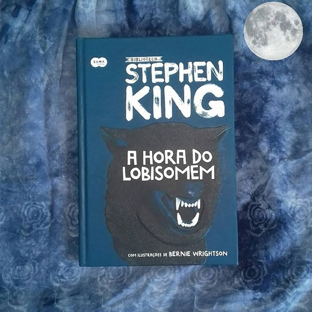 Pin De Emily Sousa Em Books Em 2020 A Hora Do Lobisomem Stephen