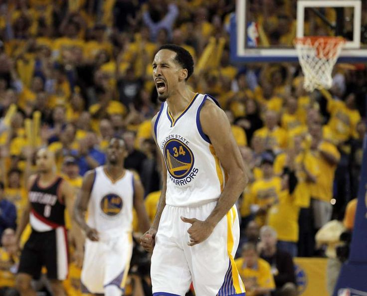 Backup point guard Shaun Livingston, who stepped in for an injured Stephen Curry in the playoffs, more than held his own. Photo: Carlos Avila Gonzalez, The Chronicle
