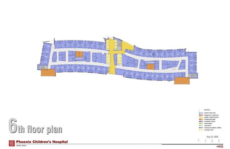 Gallery of Phoenix Children's Hospital / HKS Architects - 6
