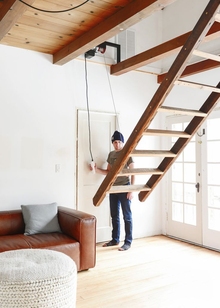 Attic loft ladder aldi how to apply boiled linseed oil