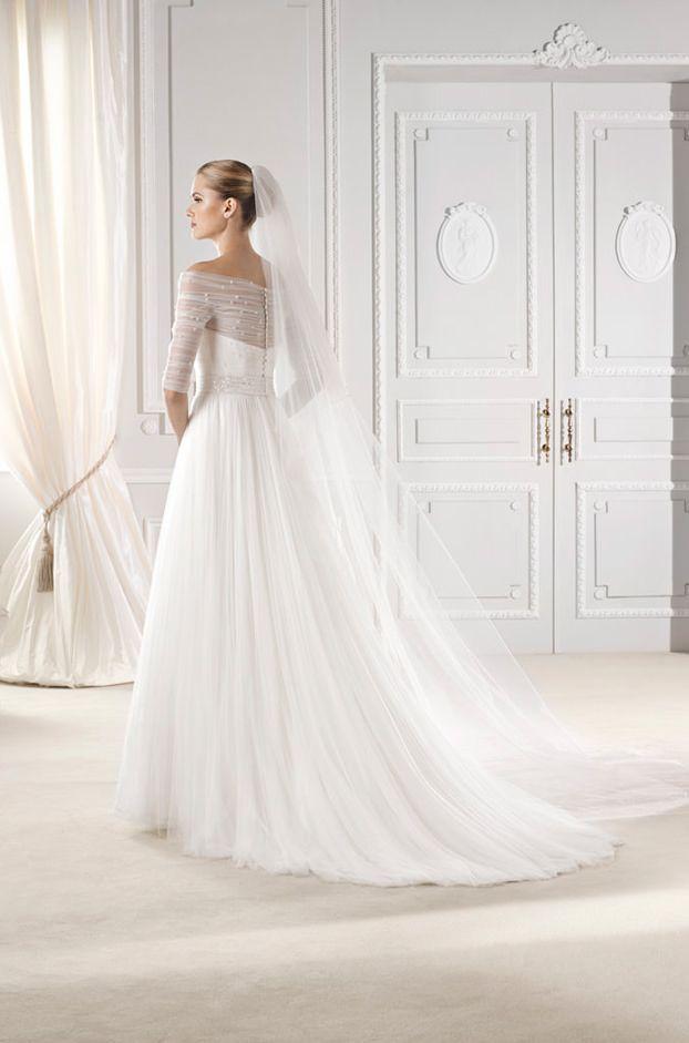 Brautkleider von La Sposa - Model Esien