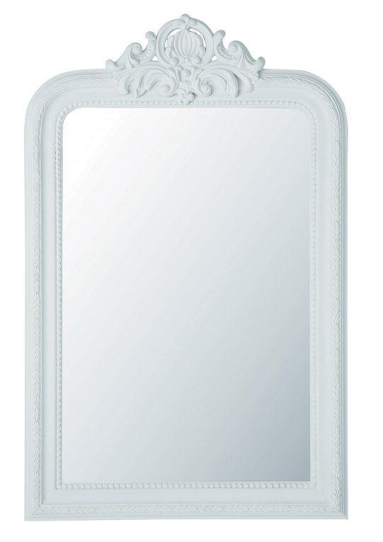 Les 25 meilleures id es de la cat gorie miroir baroque sur pinterest d coration salle de bain for Immense miroir